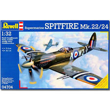 REVELL Supermarine Spitfire Mk.22/24 1:32 Aircraft Model Kit - 04704