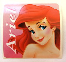 10 Disney Princess Little Mermaid Ariel Stickers Party Favors Teacher Supply