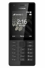 Nokia 216 Black Sim Free / Unlocked Mobile Phone