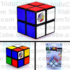 2x2x2 Rubik's Cube Black Puzzle Twisty Toy NEW 2x2 - US Seller -