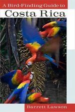 A Bird-Finding Guide to Costa Rica, Lawson, Barrett, Acceptable Book