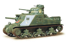 Tamiya 35039 1/35 Scale Military Model Kit WWII US Medium Tank M3 Lee Mk1
