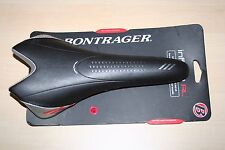 Bontrager inForm RL Men's Road Saddle Black/Silver M 128mm NEW