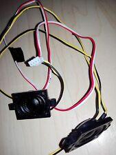 acer S275HL speaker set Lautsprecher boxen led lcd tv monitor Zubehör Ersatzteil