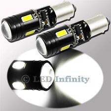 BA9S 1891 64113 White 9W High Power CREE 4-SMD LED Car Map Dome Lights 3886x #50