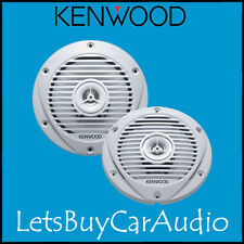 "KENWOOD KFC1652MRW WATERPROOF 170 mm (6.5"") 150 WATT MARINE 2 WAY SPEAKERS"