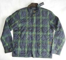 Polo Ralph Lauren Gordon Tartan Quilted Cadwell Jacket - BNWT New - Large