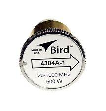 Bird 4304A-1 Plugin Replacement Element for Bird 4304A