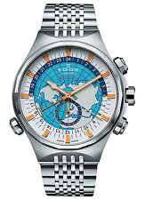 Edox Geoscope GMT Limited Edition Automático 07002 3 C1