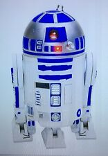 STAR WARS R2-D2 PROJECTION ALARM CLOCK WITH SFX &MOVEABLE LEGS & HEAD