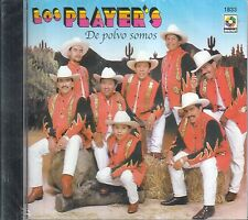 Los Players De Polvo Somos CD New Nuevo Sealed