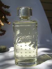 OUTLET CARON   EauX de CARON 100 ml splash NO BOX VINTAGE ORIGINAL RARE