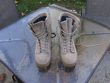 Wellco Military Boots Size 11 Regular Great Condition