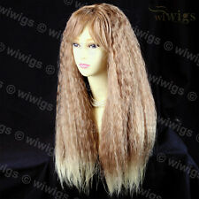 Wiwigs Stunning Long Super Big Blonde Auburn Mix Ladies Wig