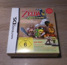 Nintendo DS // Zelda-Spirit Tracks-vorbesteller-box // incl. personaggi // RAR