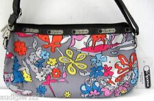 LeSportsac Koko Paint by Numbers Shoulder Bag D314 Wrislet Coloring new