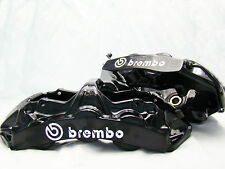 4x 105mm BREMBO BIANCO FRENO PINZA FRENO Decalcomanie Adesivi high temp