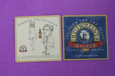 Beer Bar Coaster: Firestone Walker Brewing ~Passion For The Pale ~Paso Robles CA