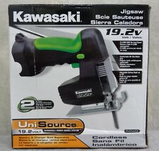 Kawasaki 840443 Unisource Black 19.2V Jig Saw