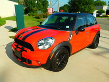 2011 Mini Countryman S Hatchback 4-Door