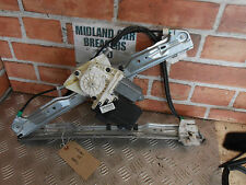 CITROEN C5 2001 NSF PASSENGER SIDE FRONT WINDOW REGULATOR MOTOR 9632532080