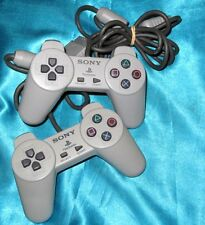 2 x PlayStation 1 Controller Analog Original von Sony.