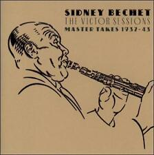 Master Takes Victor Sessions (1932-1943) by Sidney Bechet Cassette, 3 Tapes NEW