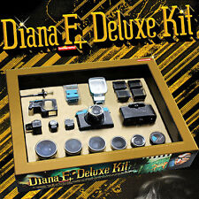 Lomography Kit Diana Deluxe + 1 pellicule / film roll (port France offert)