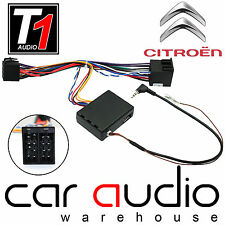 SONY Citroen Xsara Picasso C2 C3 C5 C8 Car Steering Wheel Interface T1-CT2v2