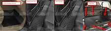 2015 Suburban Complete All Weather Black Floor Mat Kit 1st 2nd 3rd row & Cargo