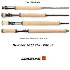 GUIDELINE LPXE v3 11' #7/8 SWITCH Fly Rod (Code 18751) * New Model For 2017 *