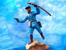 Soldat de plomb Atlas 1914 -  L'officier d'infanterie de 1915