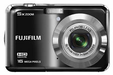 Fujifilm FinePix A Series AX550 16.0 MP Digital Camera - Black