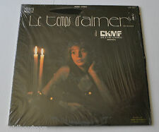 Andre Archambault LE TEMPS D'AIMER a CKMF Organ LP Record Cheesecake Cover