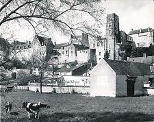 CHÂTEAU LANDON c. 1960 - Maisons  l'Église St Thugal Seine-et-Marne - Div 6262