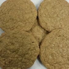 Two Dozen Handmade  Oatmeal & Butterscotch Chip Cookies