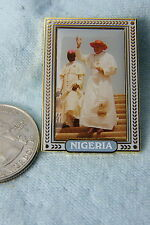 WILLABEE & WARD PIN THE POPE NIGERIA FEBRUARY 1982
