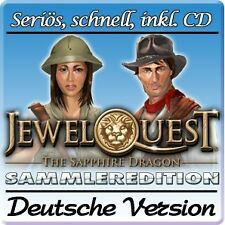 Jewel Quest 6-The Sapphire Dragon-edición coleccionista-XP/Vista/7/8/10