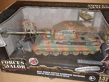 1/32 Forces Of Valor German WWII King Tiger Tank France 1944 80301