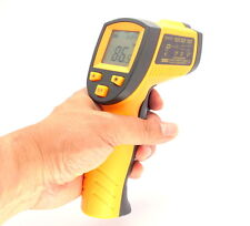 Non-Contact LCD IR Infrared Laser Thermometer Digital Temperature Gun -58-1022°F