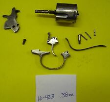 SMITH WESSON 38 S&W NICKEL  ALL THE PARTS PICTURED 4 ONE PRICE 16-423
