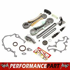97-06 Ford Explorer Ranger Mazda Mercury 4.0 SOHC Timing Chain Kit Cover Gasket
