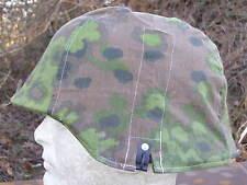 Original Elite XX Fabric Helmbezug Stahlhelm Oakleaf Eichenlaub Tarn