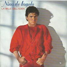 Nino De Angelo - La Valle Dell'Eden / Sara' La Nostalgia (Vinyl-Single 1984) !!!