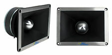 "2) NEW PYLE PRO PDBT78 2"" 1400 Watt Super Titanium Bullet Horn DJ Audio Tweeters"