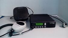 Motorola MCS2000 Radio Model I M01HX+814W Bundle