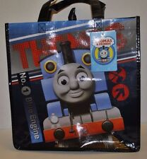 Thomas the Tank Engine Train & Friends Reusable Tote Bag in Blue NEW