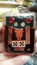 """Thai amulet """"Lucky Cat calling Wealth and Fortune"""". Thai occult sorcery gambling"""