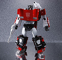 Takara Tomy Transformers Masterpiece Mp-12 Lambor + Coin + Pile Drivers(RED)