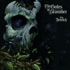 THE GATES OF SLUMBER - The Wretch CD